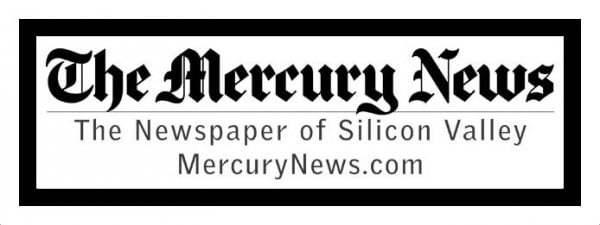 Mercury News - Artist Holly Van Hart