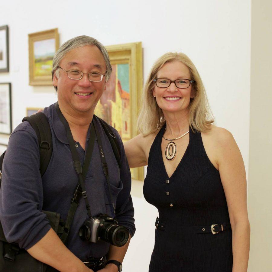 DeWitt Cheng, Holly Van Hart