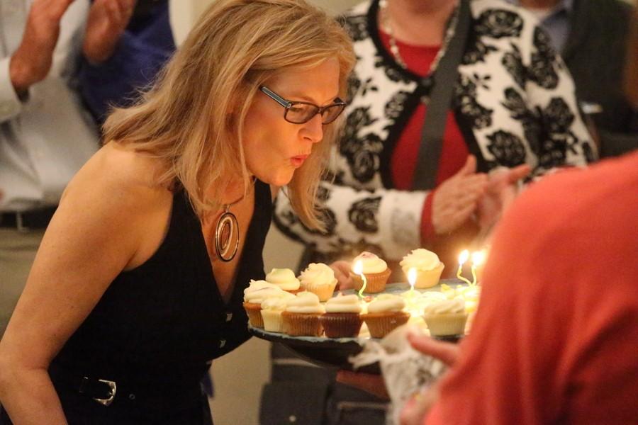Holly Van Hart Birthday Photo