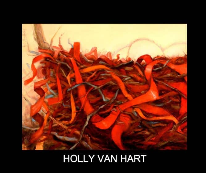 Holly Van Hart: Possibilities Abound catalog for Solo Exhibition at Triton Museum of Art