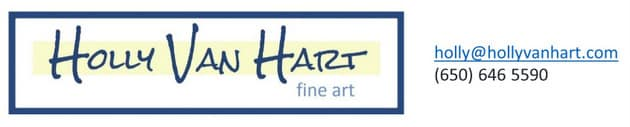 Holly Van Hart artist painter