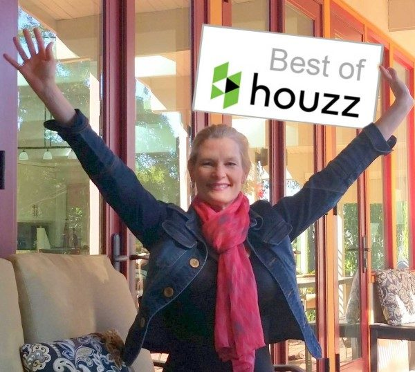 Silicon Valley artist Holly Van Hart awarded Best of Houzz 2016 for her commissioned nature paintings