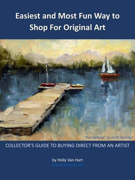 Instant Download - 'The Easiest & Most Fun Way to Shop for Original Art'