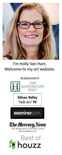 Holly Van Hart fine art oil paintings