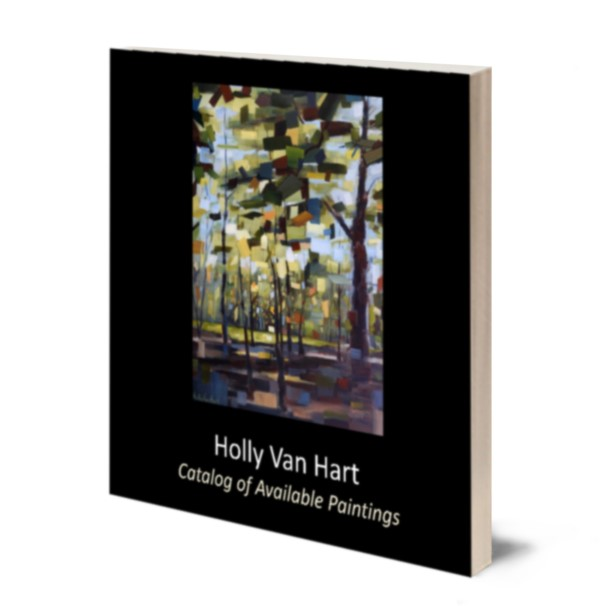Catalog of Available Paintings by Holly Van Hart