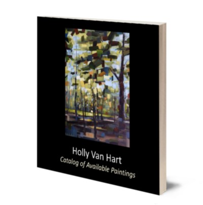 Catalog Of Available Paintings By Artist Holly Van Hart