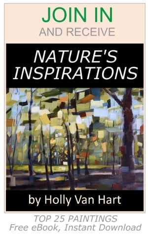 Free Nature Art Book by Holly Van Hart