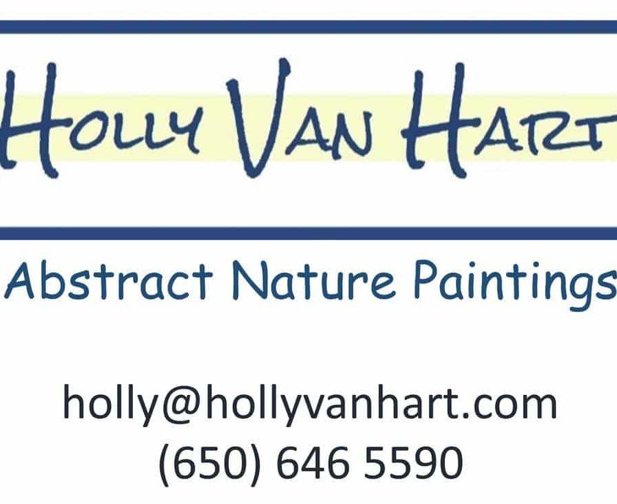 Holly Van Hart | Abstract Nature Paintings