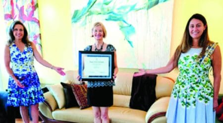 Arts Recognition Award For Artist Holly Van Hart