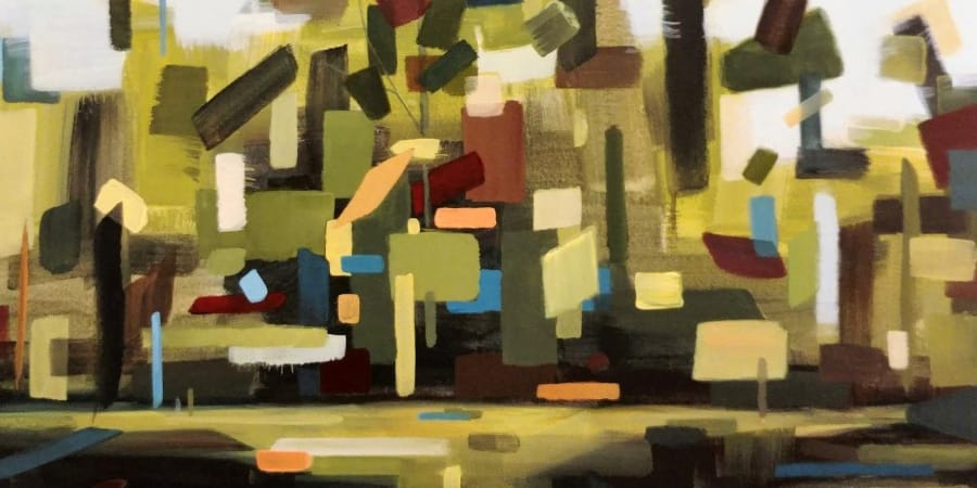 Landscape-forest-painting-Paradise-Found-Mixed-Media-painting-by-Holly-VanHart-40x30x1